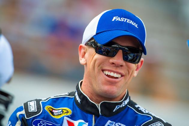 Will the Real Carl Edwards Please Stand Up Before It's Too Late for the Chase?