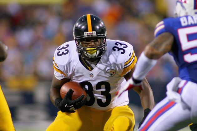 Fantasy Football 2012: Why You Can't Trust Isaac Redman or Any Steelers' RB