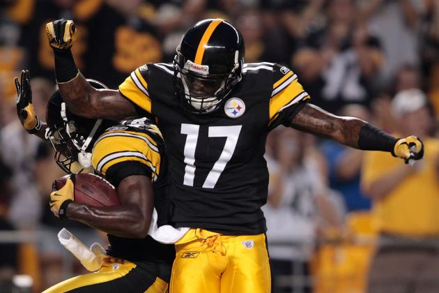 What Mike Wallace's Return to Steelers Means for Antonio Brown