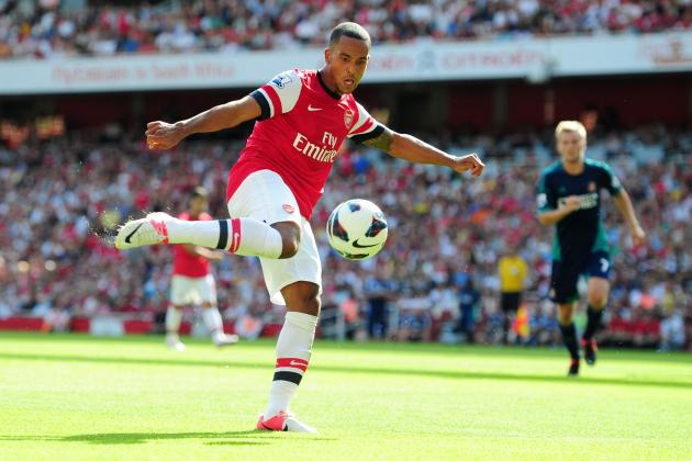 Theo Walcott: Contract U-Turn for Arsenal Forward?