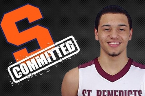 Syracuse Basketball: What to Expect from 2013 Recruit Tyler Ennis