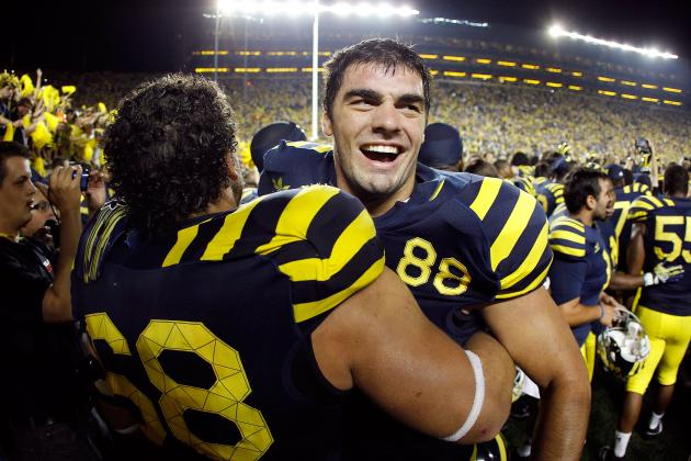 Michigan Football: 5 Role Players Who Will Have an Impact Against 'Bama