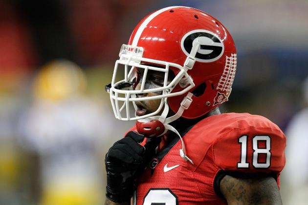 SEC Coaches Teleconference: Mark Richt Quiet on Rambo and Ogletree Suspensions