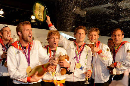 German Field Hockey Gold Medalists Run Up $630,000 in Damages on Cruise Ship