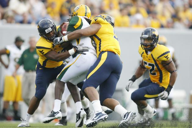 In-Game Adjustments Key for WVU