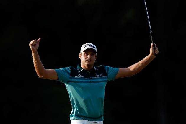 Deutsche Bank Championship 2012 TV Coverage: Complete Day 1 Info