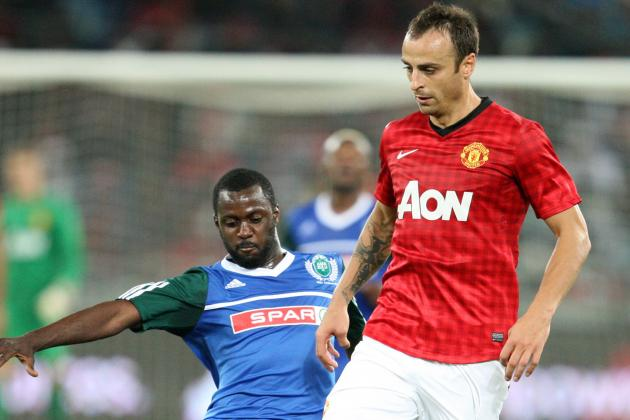 Manchester United Transfer News: Juventus Reportedly Chasing Dimitar Berbatov
