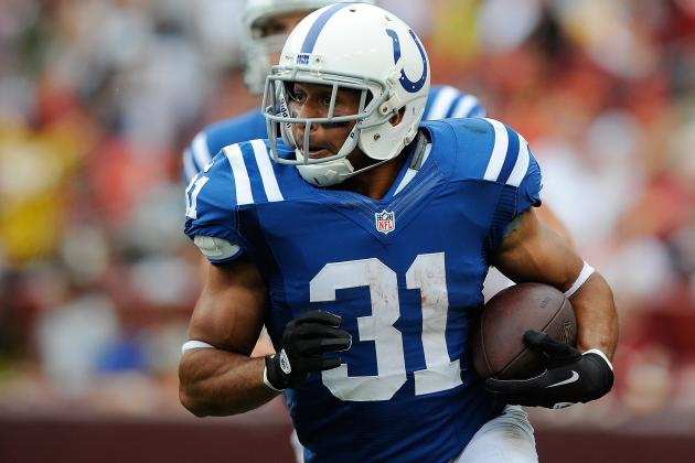 Fantasy Football 2012: RBs That Will Outplay Current Draft Positions