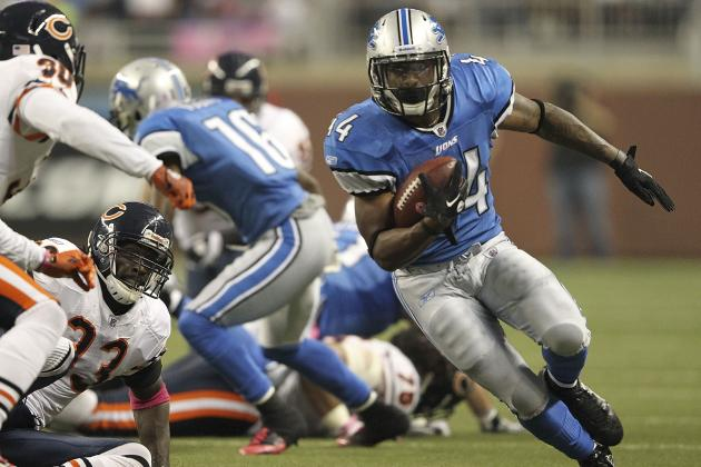 Detroit Lions Trade Rumors: Their Four Best Targets at RB