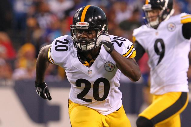 Pittsburgh Steelers: Could This Week Be Baron Batch's Last with the Team?