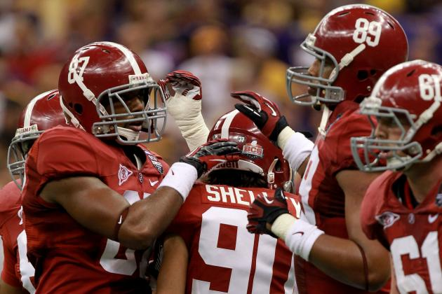 Preseason College Football Rankings 2012: Teams That Will Unseat No. 1 USC