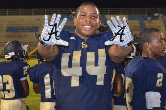SEC Weekly Recruiting Roundup: 4-Star DL DeMarcus Walker Commits to Alabama