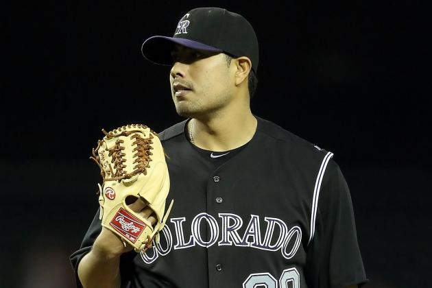De La Rosa Pushing to Return Before End of Season