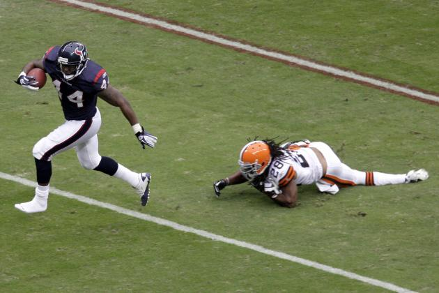 Fantasy Football 2012: The Ultimate Sleeper at Running Back
