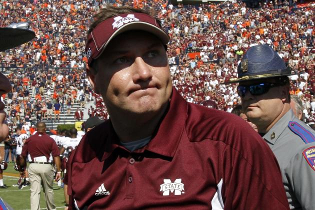Mississippi State Football: Disassociation from Booster a Bad Sign for Bulldogs