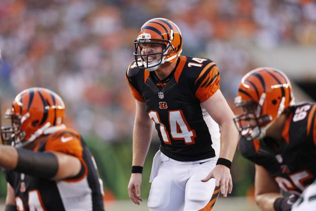 How Do the Cincinnati Bengals, Andy Dalton Move on Without Kyle Cook?