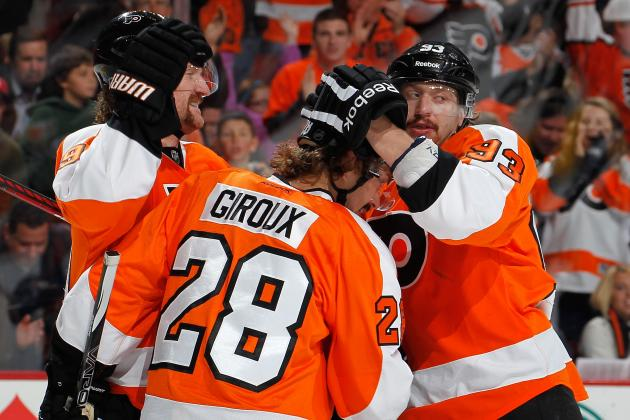 Philadelphia Flyers: Analyzing the Team's Projected 2012-13 Lineup