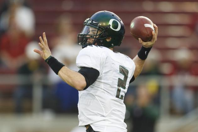 Oregon Football: 5 Reasons Why QB Bryan Bennett Should Have Transferred