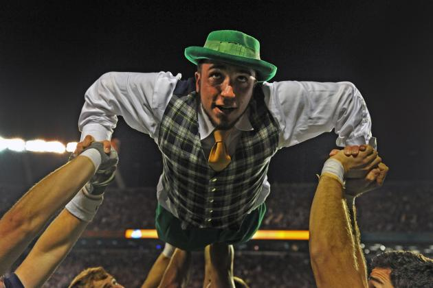 Notre Dame Football Mailbag: What Kind of Impact Will the Freshmen Make?