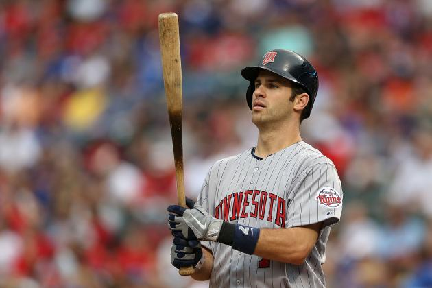 Why Joe Mauer Being Placed on Waivers Says a Lot About State of Loyalty in MLB