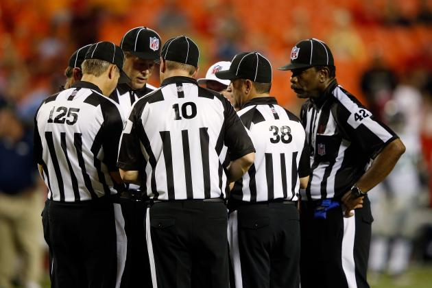 How Replacement Referees Will Ruin NFL Product