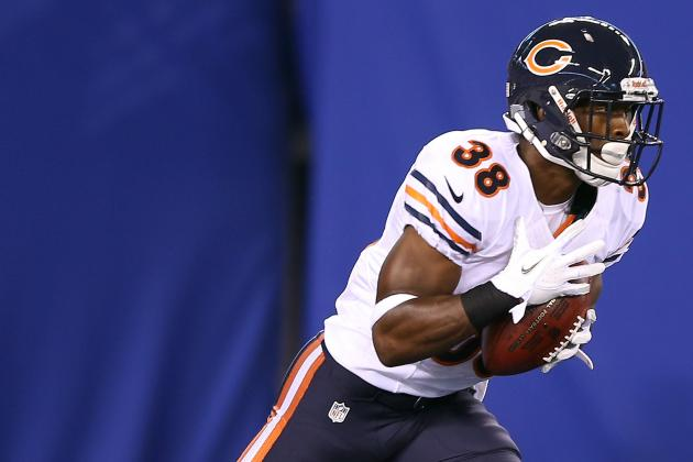 Chicago Bears: Who Is on the Roster Bubble?