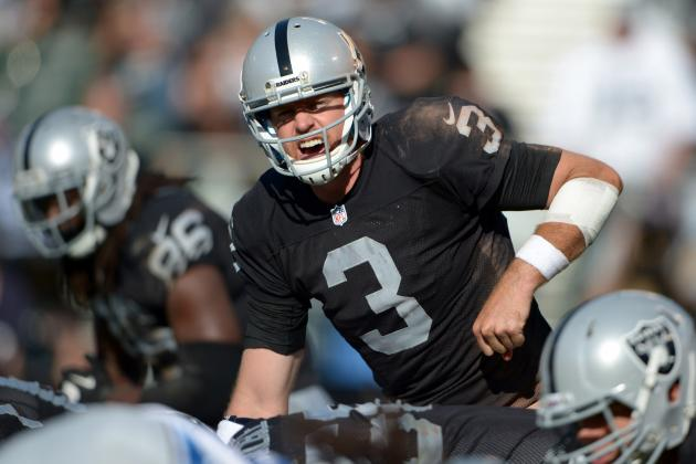 Raiders vs. Lions: Breaking Down Oakland's 31-20 Win