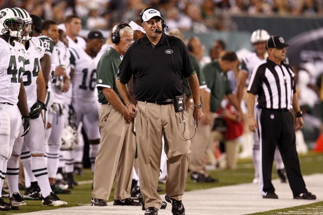 Rex Ryan's Perfect Offseason Should Have Jets Fans Excited