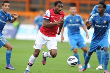 Arsenal vs Marseille NextGen Review: Chuba Akpom's Brace Powers 3-0 Victory
