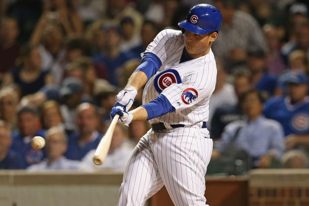 Cubs' Rizzo Gets Day off