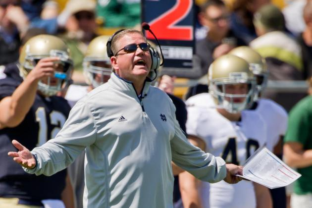 College Football Predictions Week 1: Heavy Favorites That Won't Cover in Opener