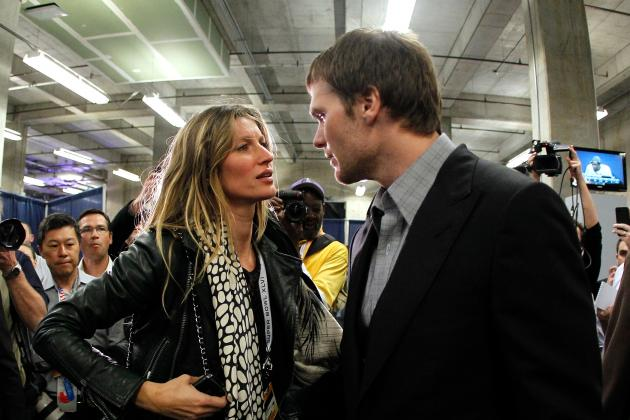 New England Patriots: A Fictional Pre-Game Speech from Gisele Bundchen to Team