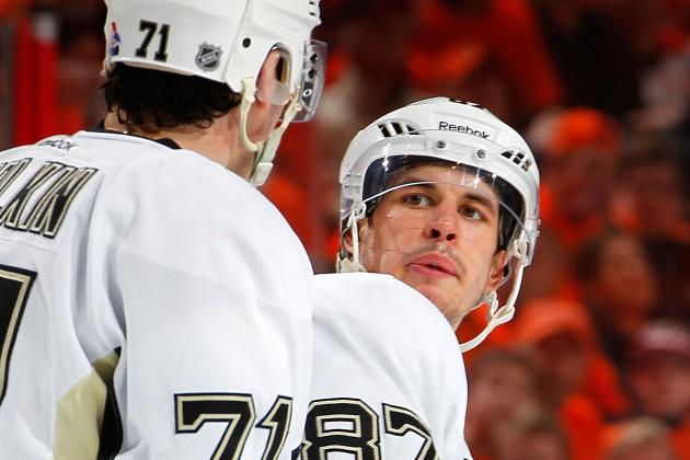 Why Sidney Crosby Going to KHL Would Be PR Disaster for NHL