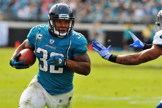 NFL Rumors: Should the Jacksonville Jaguars Trade Maurice Jones-Drew?