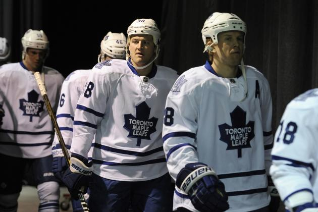 Toronto Maple Leafs: The Positional Challenges They Face for 2012-13