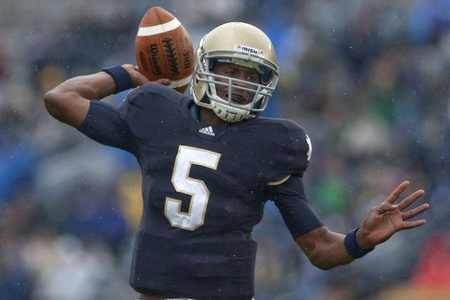 Notre Dame Football: Why Everett Golson Must Keep the Starting Quarterback Job