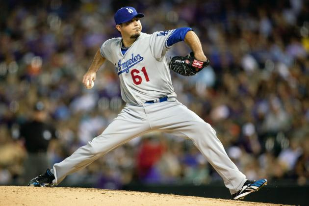Hitters Getting the Pub, but Josh Beckett Is the Key to Dodgers' Playoff Hopes