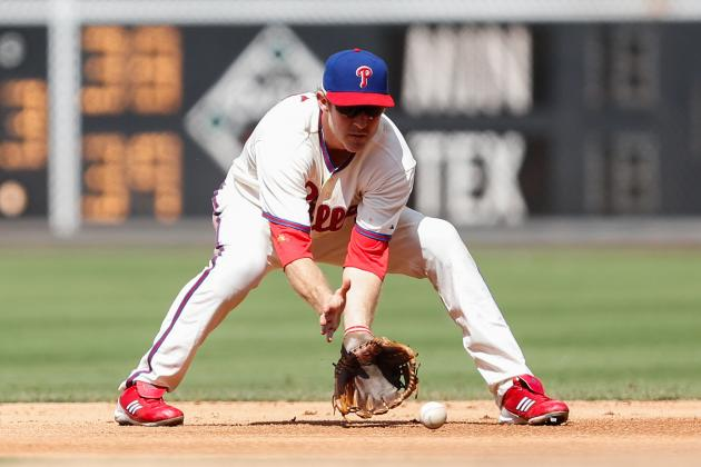How Would a Chase Utley Move to 3B Affect Philadelphia Phillies Going Forward?