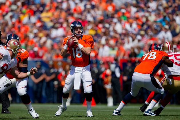 Peyton Manning: Breaking Down His Chances to Win Each Regular-Season Game