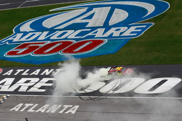 AdvoCare 500 in Atlanta Will Be Dominated by Hendrick Motorsports
