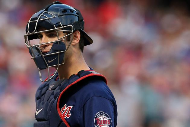 Is Joe Mauer Untradeable unless He Agrees to Permanently Stop Catching?
