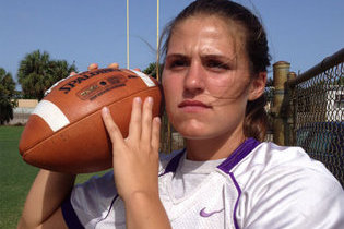 South Plantation's Erin DiMeglio Breaks High School Barriers as Girl QB