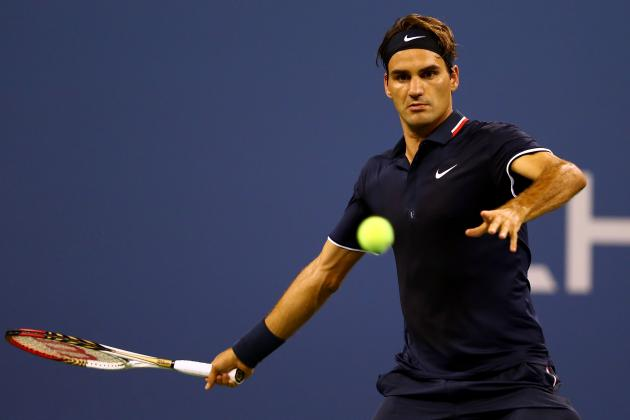 US Open 2012 Schedule: Day 4 TV Coverage, Matches and Bracket Guide