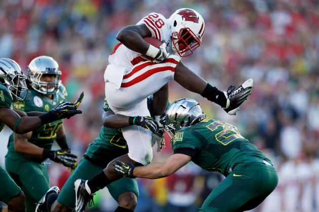College Football Rankings 2012: Breaking Down Top Heisman Contenders