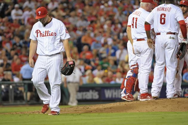 Philadelphia Phillies: Vance Worley Shut Down for the Rest of 2012