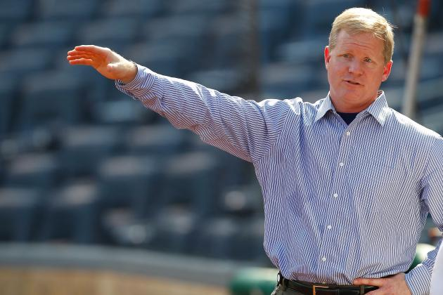 Pittsburgh Pirates GM Neal Huntington Needs to Make Moves Before Friday Deadline