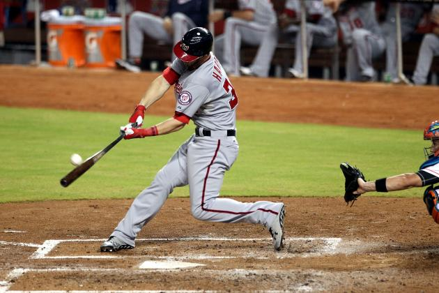 Bryce Harper Has First Career Multi-Homer Game for Nationals, Gets Tossed