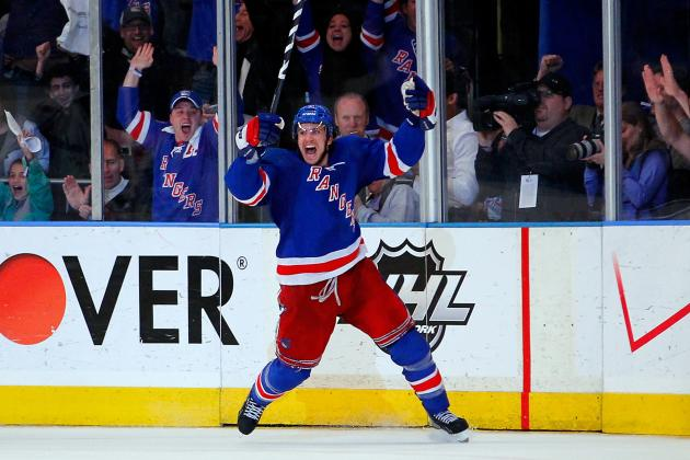 NHL Free Agency: What's a Fair Deal for NY Rangers' Michael Del Zotto?