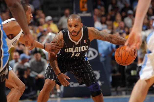 Jameer Nelson Is Orlando Magic Team Leader, for Better or Worse