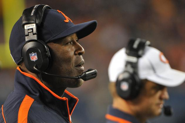 Chicago Bears May Be Stuck with Lovie Smith for the Long Haul